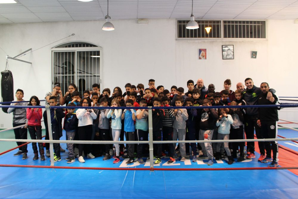 Boxing Club Dibateza