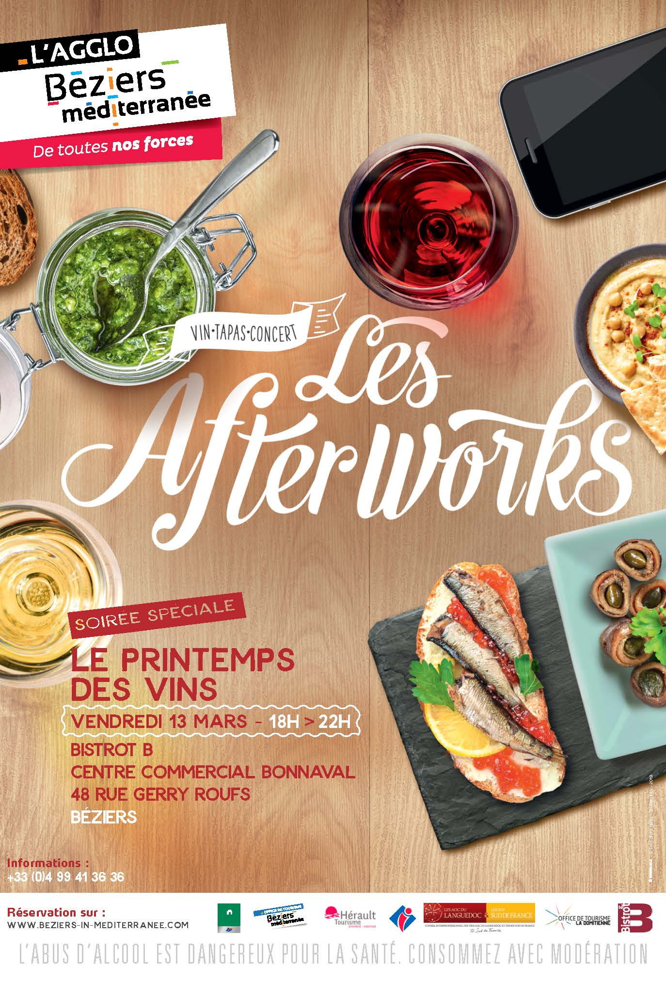 afterwork agglo beziers